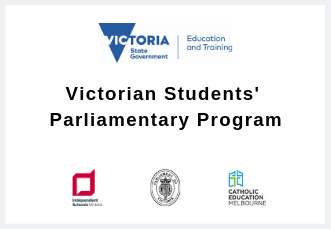 Victorian Students Parliamentary Program